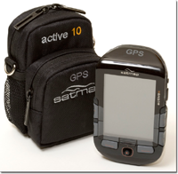 Satmap active10 GPS unit