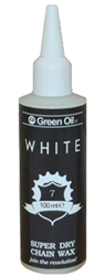 Green Oil White Lube
