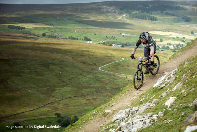 Photo of Steve Phipps at 2016 Ard Rock by Digital Swaledale