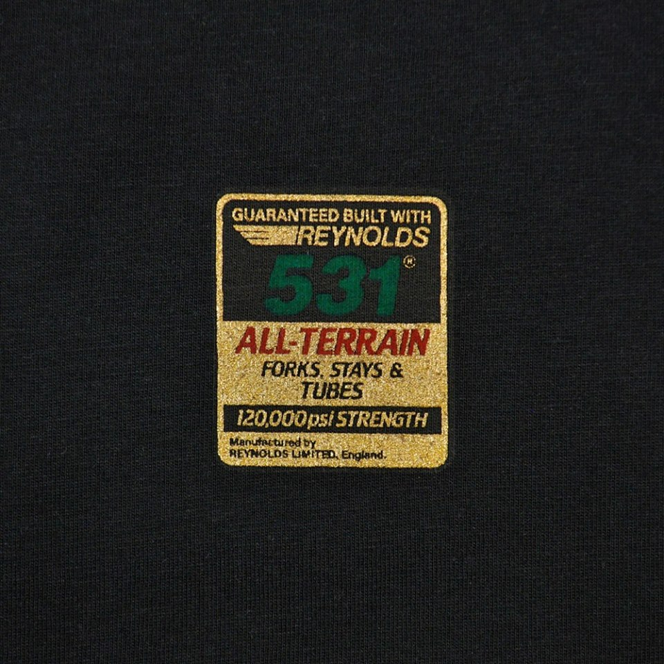 531 All Terrain t-shirt black-detail
