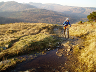 UK mountain bike holiday with plenty of singletrack