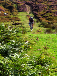 NY Moors on mountain bike coast to coast