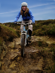 North York Moors guided mountain biking