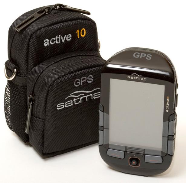 Satmap active10 GPS unit
