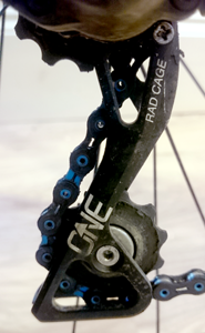 OneUp Components RAD Cage, fitted