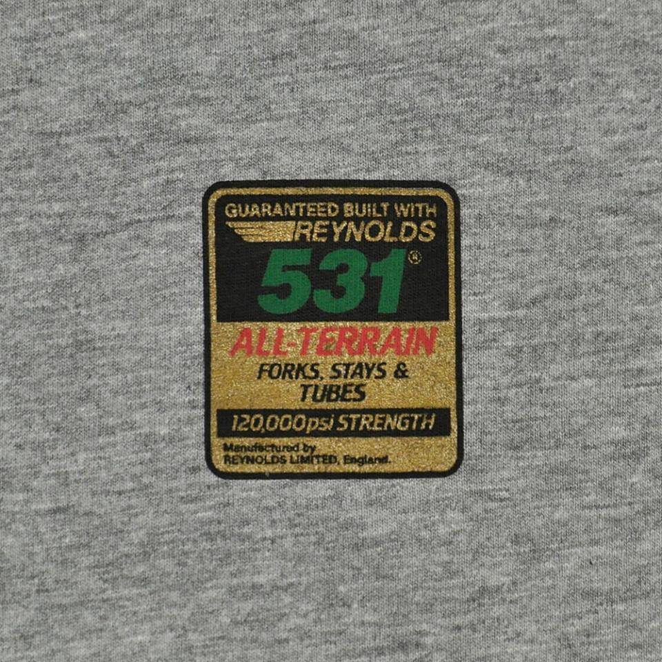 531 All Terrain t-shirt grey-detail