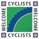 Visit England Cyclists Welcome Logo