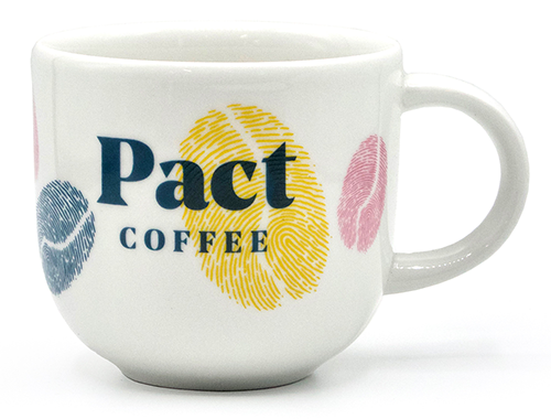 Pact Coffee Mug